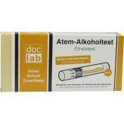 Alkoholtest Atem 0.50 0/00 0.50mg/l
