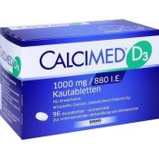 Calcimed D3 1000mg/880 I.E.