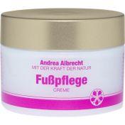 Andrea Albrecht Fusspflegecreme