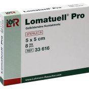 Lomatuell Pro 5x5cm steril