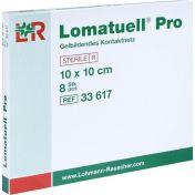 Lomatuell Pro 10x10cm steril
