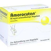 Amorocutan 50mg/ml wirkstoffhaltiger Nagellack günstig im Preisvergleich