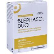 Blephasol Duo 100ml + 100 Reinigungspads günstig im Preisvergleich