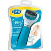 Scholl Velvet Smooth Express Pedi Hornhautentf.