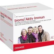 biomo Aktiv Immun Trinkfl.+Tab. 30-Tages-Kombi