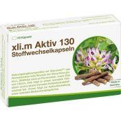 xli.m Aktiv 130 Stoffwechselkapseln