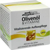 Olivenöl & Vitamine Vitalis. Aufbaupflege mit LSF günstig im Preisvergleich
