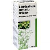 Carminativum-Hetterich Balance günstig im Preisvergleich