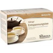 Sidroga Wellness Entspannungstee