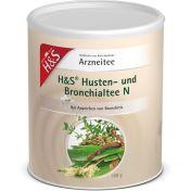 H&S Husten- und Bronchialtee N (loser Tee)