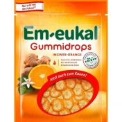 Em-eukal Gummidrops Ingwer Orange ZH