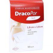 DRACOPOR Wundverband steril 3.8x3.8cm günstig im Preisvergleich
