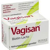 Vagisan Biotin-Lacto