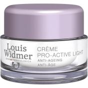 Widmer Creme Pro-Active Light nicht parfümiert günstig im Preisvergleich