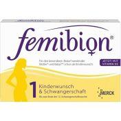 Femibion Schwangerschaft 1 D3 + 800ug Folat