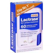 Lactrase 6000 FCC Tabletten im Klickspender