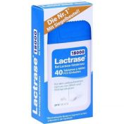 Lactrase 18000 FCC Tabletten im Spender