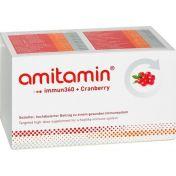 amitamin immun360 + Cranberry