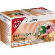 H&S Heißer Sanddorn Vitaltee günstig im Preisvergleich