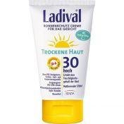 Ladival Trockene Haut Creme f.d. Gesicht LSF 30