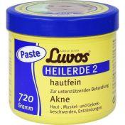Luvos Heilerde 2 hautfein - PASTE