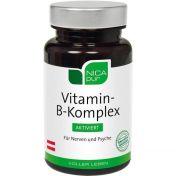 NICApur Vitamin B-Komplex aktiviert