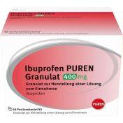 Ibuprofen PUREN Granulat 400 mg