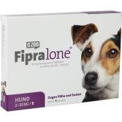 Fipralone für kleine Hunde Lösung
