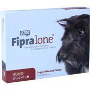 Fipralone Lösung zum Auftropfen für mittlere Hunde