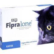 Fipralone für Katzen Lösung zum Auftropfen