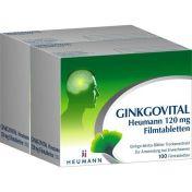 Ginkgovital Heumann 120 mg Filmtabletten günstig im Preisvergleich