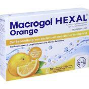 Macrogol HEXAL Orange