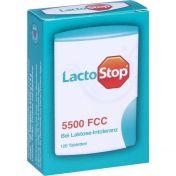 LACTOSTOP 5.500 FCC Tabletten im Klickspender