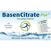 BasenCitrate Pur nach Apotheker Rudolf Keil