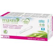 Bio Tampons Light Mini + Applikator 100% BW MASMI