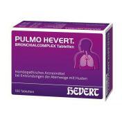 Pulmo Hevert Bronchialcomplex Tabletten