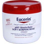 Eucerin pH5 Hautschutz Soft Körpercreme günstig im Preisvergleich