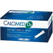 Calcimed D3 500mg 1000IE Direct