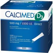 Calcimed D3 500 mg 1000 I.E. Direct