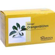 Sidroga Orangenblütentee günstig im Preisvergleich