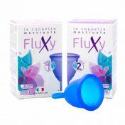 FLUXY Menstruationstasse Grösse 2 (mittel/gross)