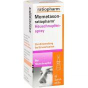 Mometason-ratiopharm Heuschnupfenspray günstig im Preisvergleich