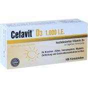 Cefavit D3 1.000 I.E. günstig im Preisvergleich