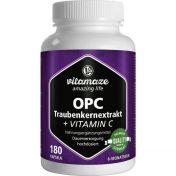 OPC Traubenkernextrakt + Vitamin C