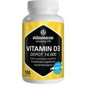 Vitamin D3 Depot hochdosiert 14.000IE