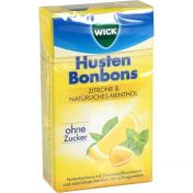 WICK Zitrone & natürliches Menthol oZ Clickbox