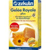 Zirkulin Gelee Royale plus