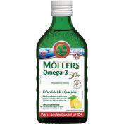 Möllers Omega-3 für 50plus Zitronengeschmack