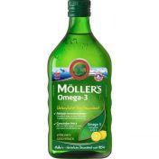 Möllers Omega-3 Zitronengeschmack