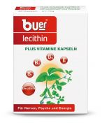 Buerlecithin plus Vitamine Kapseln
